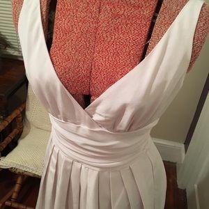 Nicole Miller New York white dress